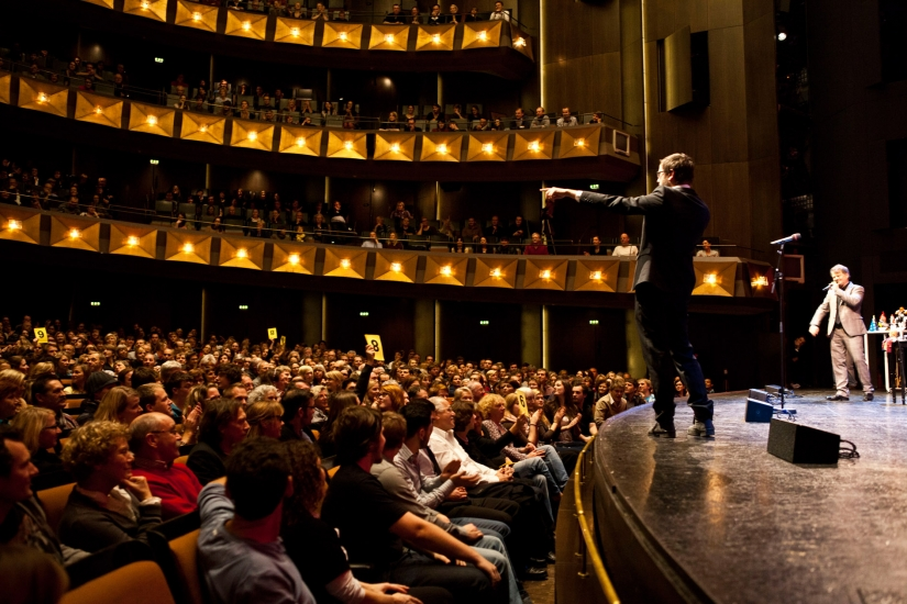 Poetry Slam in der Oper