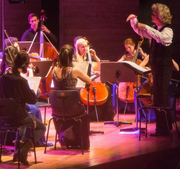 Hannover Hochschule Musik Benefizkonzert (Foto: Till Holland)
