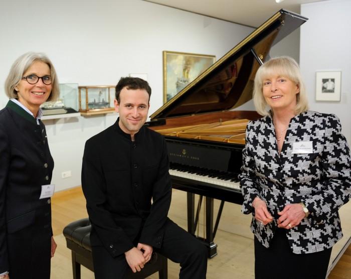 Weihnachtshilfe - Benefiz-Konzert Wilhelm Busch Museum
