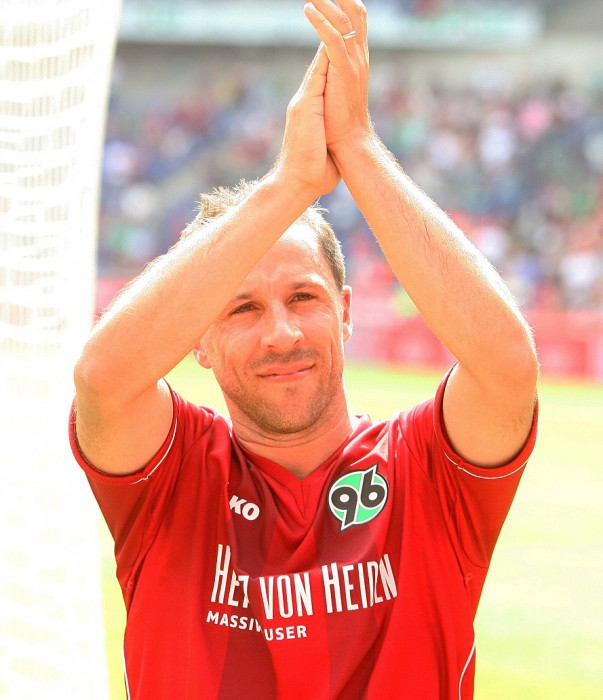 Fu§ball Hannover 96 Saisoner?ffnung