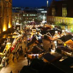 Video: Weihnachtsmärkte sind eröffnet