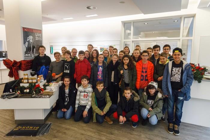 Weihnachtshilfe / Bismarckschule