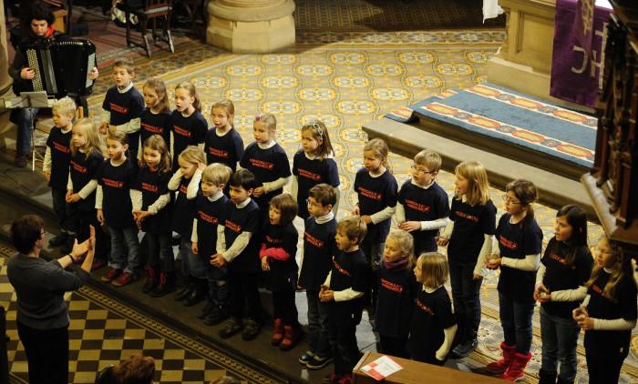 Benefiz-Konzert in der Dreifaltigkeitskirche