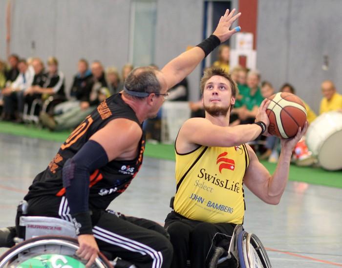 Rollstuhlbasketball , Hannover United