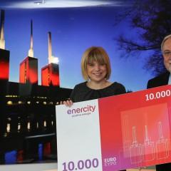 Seit 20 Jahren hilft Enercity mit