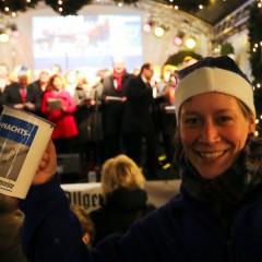 Eröffnen Sie singend den Weihnachtsmarkt!
