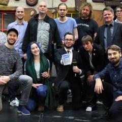 Dichter sammeln mehr als 1600 Euro Spenden