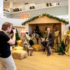Möbelhaus Wallach lädt zum Benefiz-Foto ein