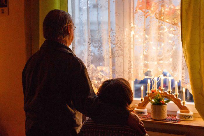 Peter W. und seine Frau Birgit sind schwer krank und benötigen Unterstützung – ein Fall für die HAZ-Weihnachtshilfe.