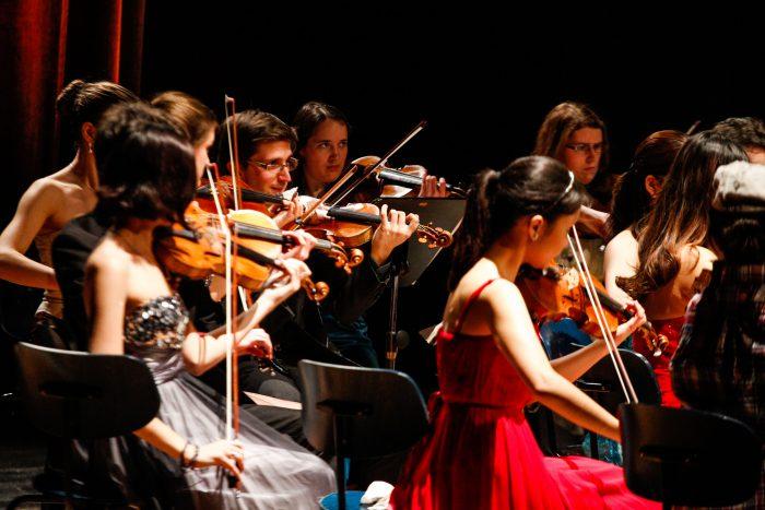 Am Dienstag spielt das Ensemble il gioco col suono. Foto: Ditfurth