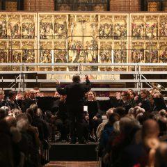 Opus 112 spielt in der Marktkirche