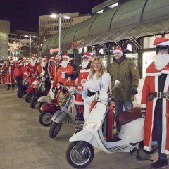 Achtung, Nikolaus-Flashmob