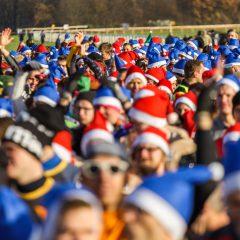 1500 Teilnehmer laufen beim Steelman