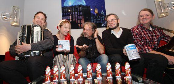 Künstler werben für die HAZ-Weihnachtshilfe