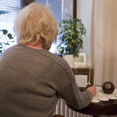 Der zweite Fall: Hilde P. pflegte Angehörige – und braucht nun Hilfe