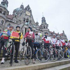 Benefiz-Radtour nach Himmelpforten