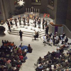 Ein Wochenende im Zeichen der Benefiz-Konzerte