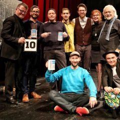 Beim Poetry Slam kommen mehr als 1200 Euro zusammen