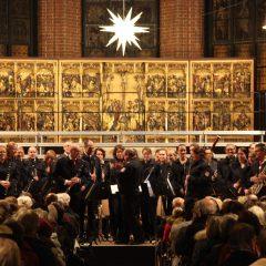 Das Blasorchester Opus 112 sammelte für die HAZ-Weihnachtshilfe