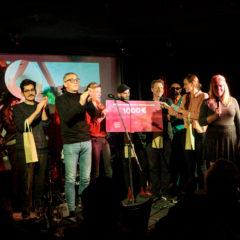 Eine musikalische Gala sorgt für Spendenrekord