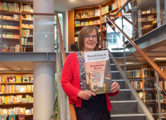 Immer mehr Buchhändler unterstützen die Weihnachtshilfe
