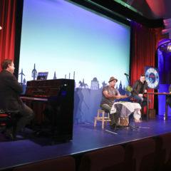 Mehr als 200 Gäste verfolgen Benefiz-Show von Desimo im Netz