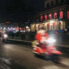 Nikoläuse, Engel und Elfen sammeln für die HAZ-Weihnachtshilfe