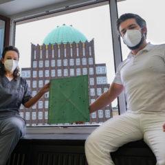 Erfolgreiche Auktion: HAZ-Leser sammeln fast 40.000 Euro für Kuppelkunst